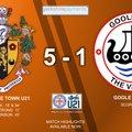 U23 beat Goole U21 5 - 1