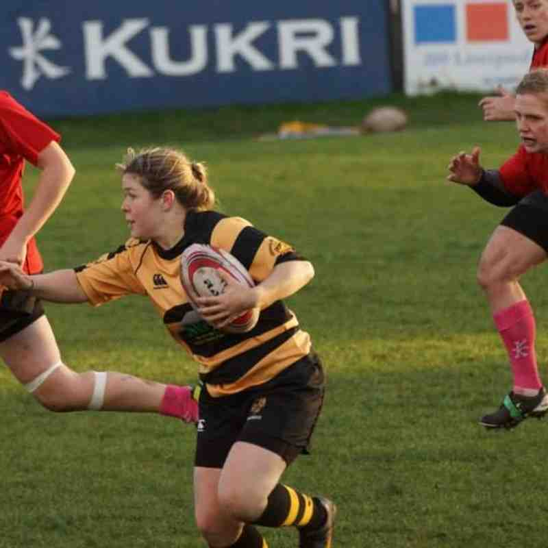 Wasps 55 - 0 Southport