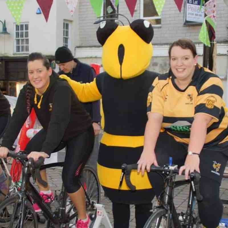 Wasps Cycle Marathon
