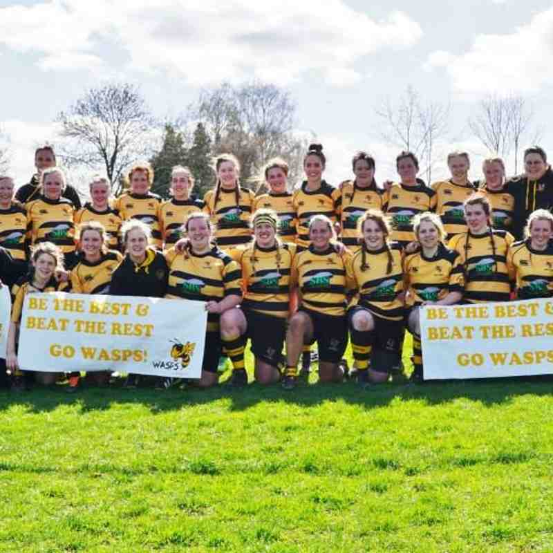 Wasps Cup Final