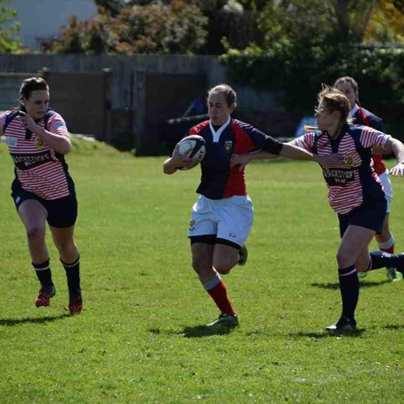 Cumbria Women 17 - 15 Lancashire Women
