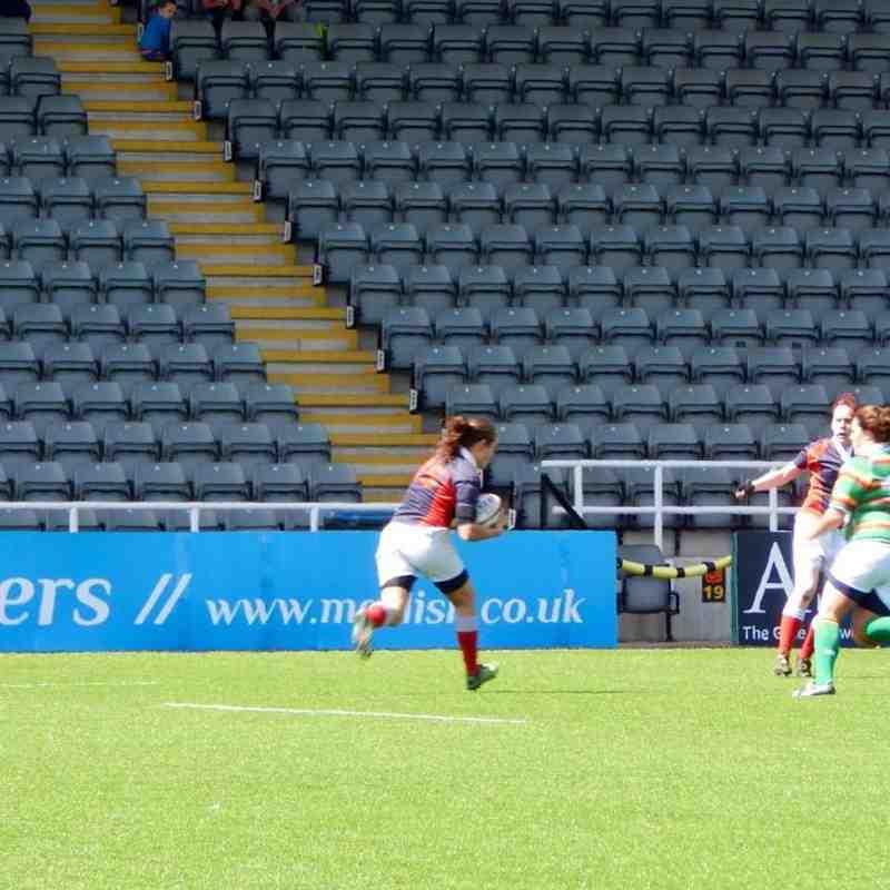 Cumbria Ladies 39 - 33 Northumberland
