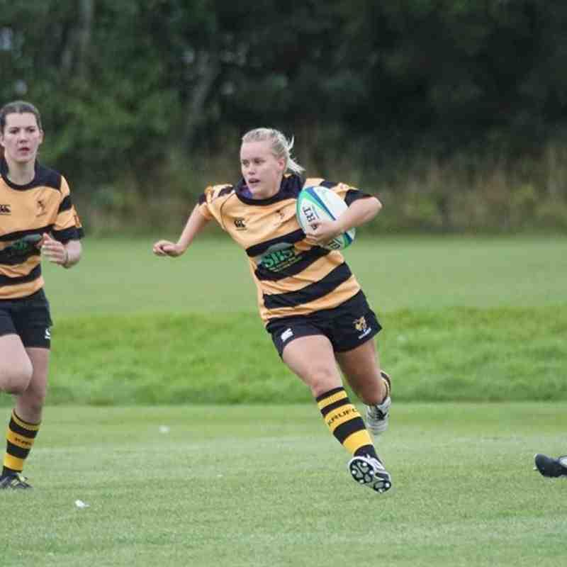 Wasps Vs Carlisle 73-5 win