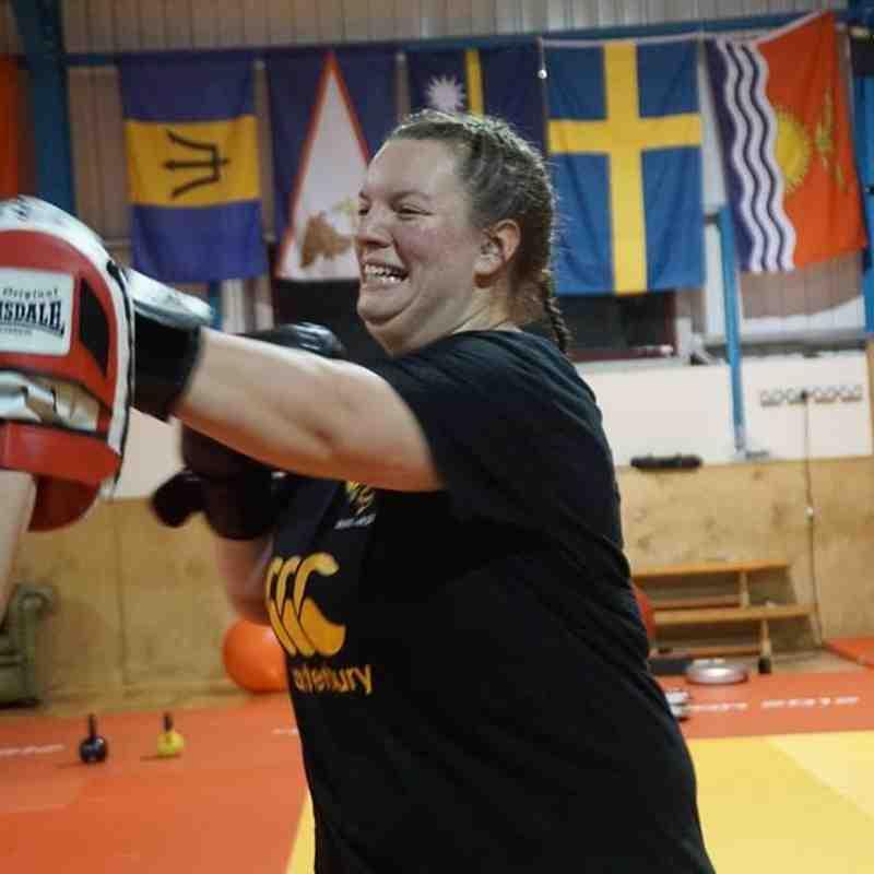Wasps Thursday Fitness at The Dojo - Thanks Sarah Jones!