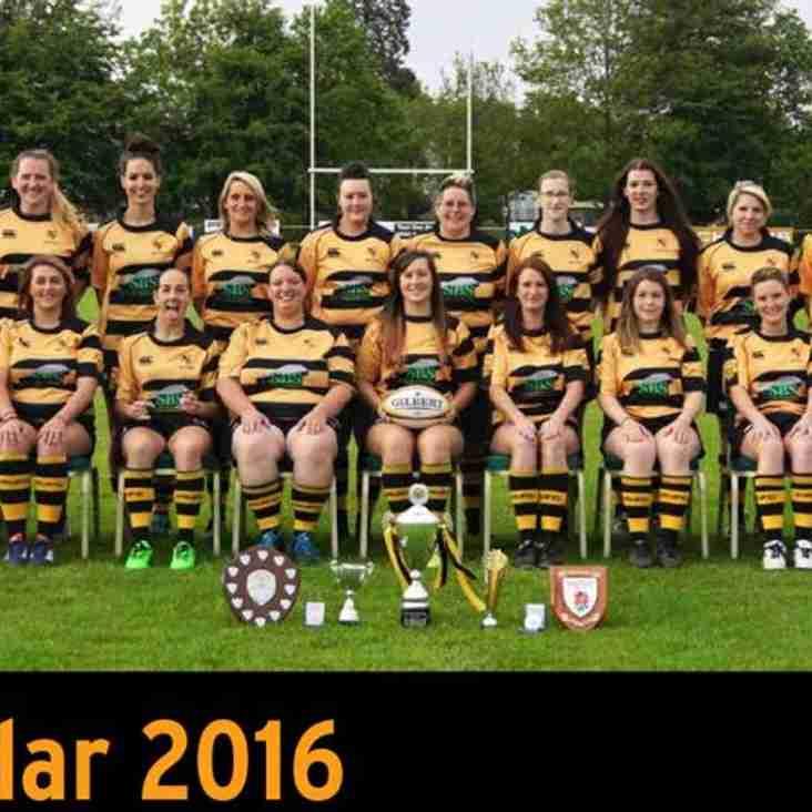 * Wasps Calendar 2016 *