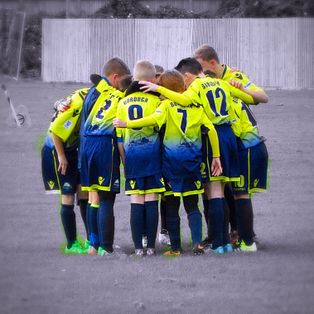 GBYFC U13 Tigers 9 - 1 Ringwood Town