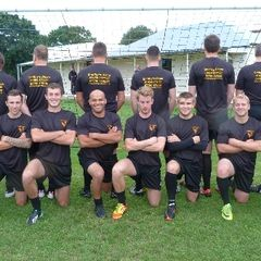TRFC 1st Team New Sponored Match Day Training Shirts