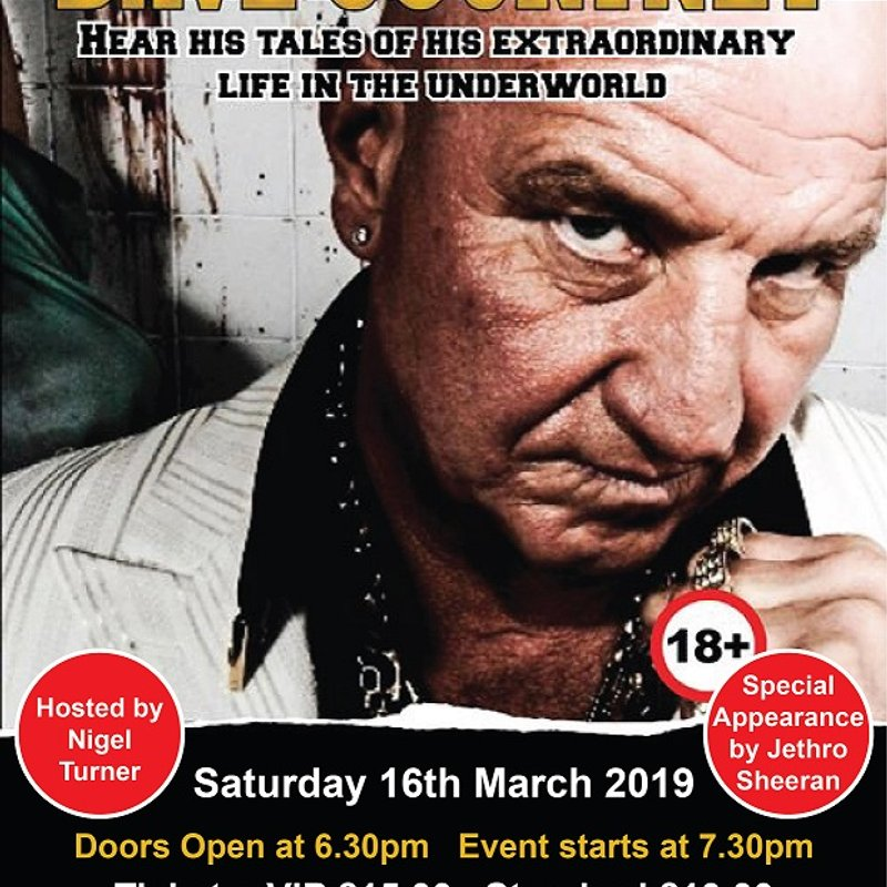 AUDIENCE WITH DAVE COURTNEY OBE