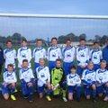 U14 Cobras beat Farnham Town Tigers 10 - 0