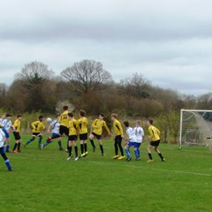 U14 Cobras 0 Mytchett Athletic Kestrels 2