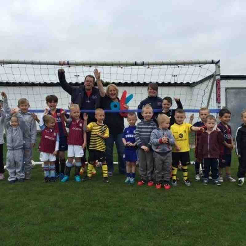 Soccer School Launch