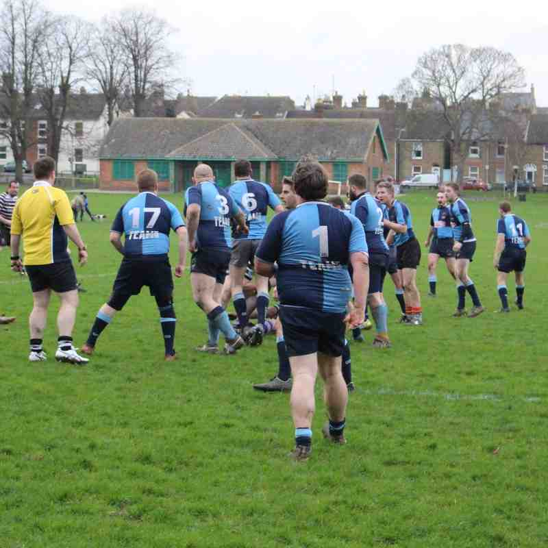 2nd XV v Faversham