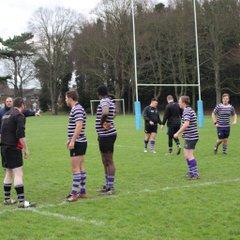 2nd XV v Faversham