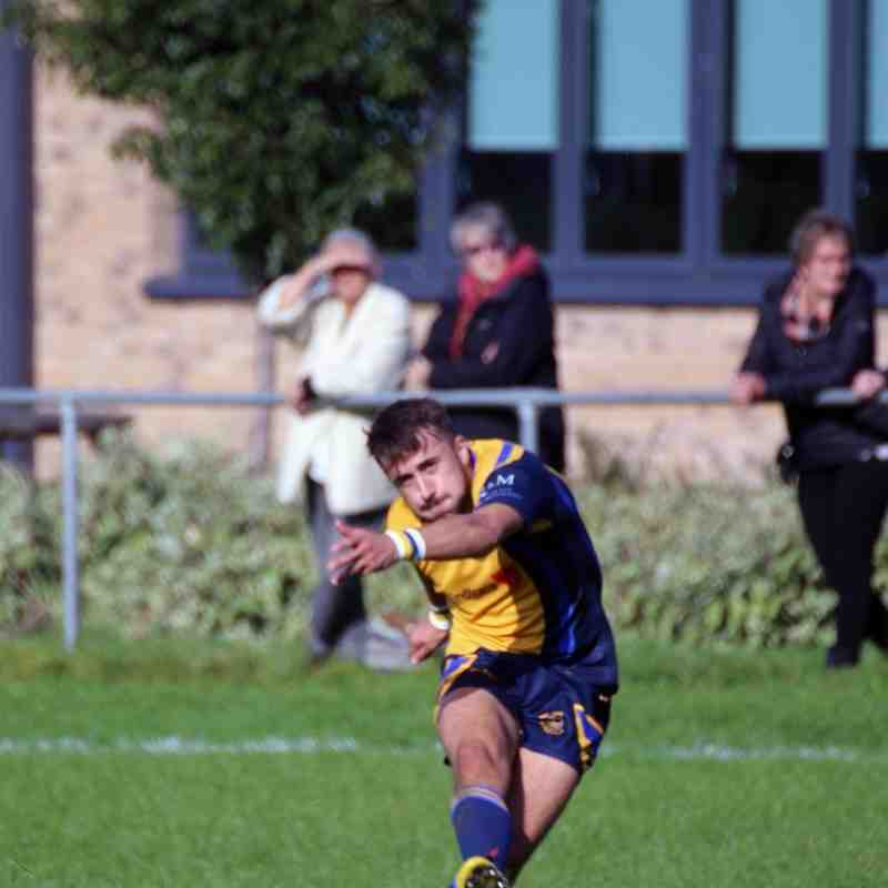Banbury match photo's