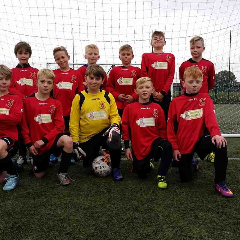 Under 10's SOUTH
