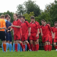 Finmere vs Chasewell Park - Mid Oxon Cup