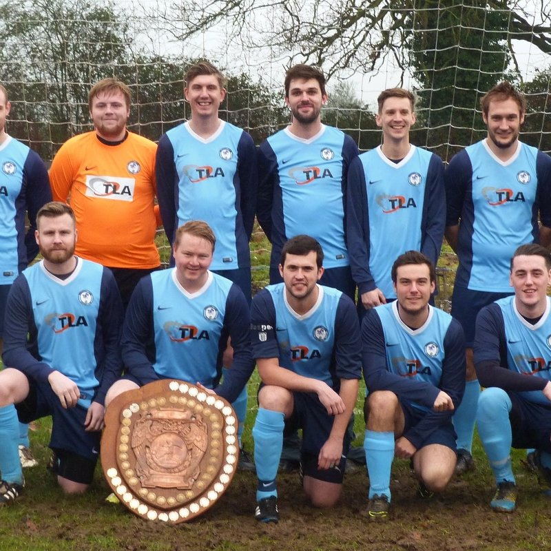 First Team beat Middleton Cheney Reserves