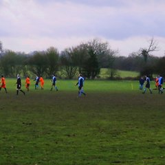 Chasewell Park vs Wroxton 14/1/17