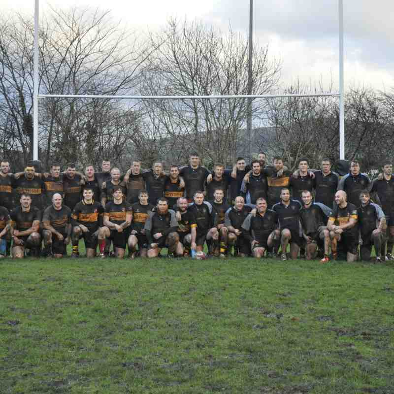 from Social Rugbys QKS V KK Old Boys games Over christmas