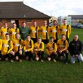 First Team beat Acrefair 5 - 0