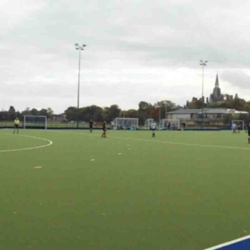 League debut of new Fettes pitch - 2 wins from 2