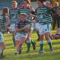 Women's & Girls Rugby Devon County 2014 – 2015 Season