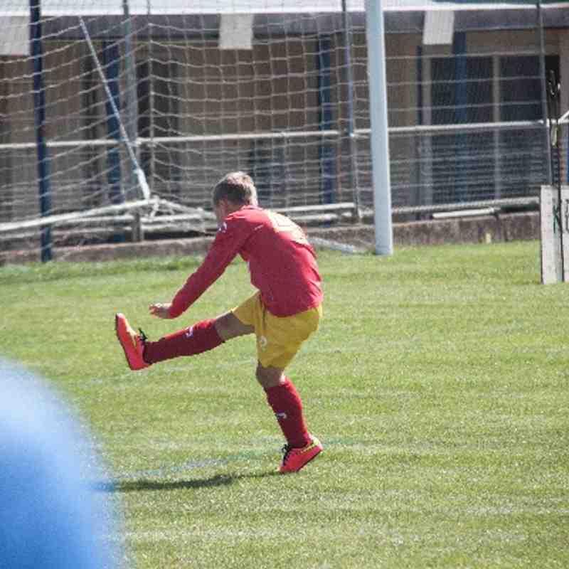 Banbury Utd Spencer U8 @ Carterton