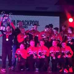 U12s Fleetwood Cup Winners