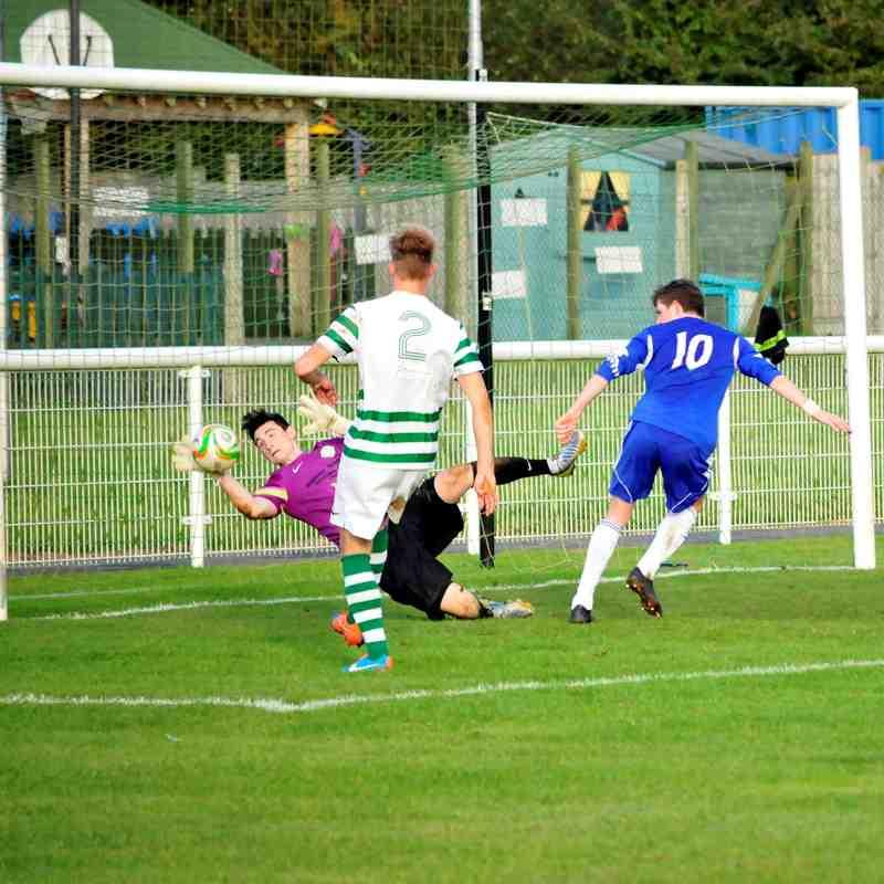 Lutts 1st v Thrapston 3-0