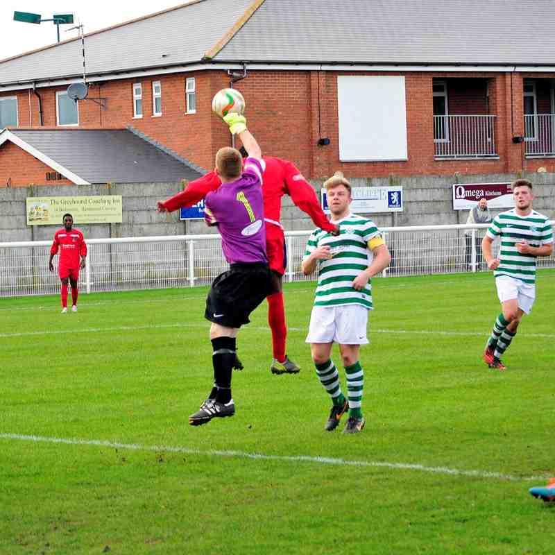 Lutts 1st v St Neots 1-0