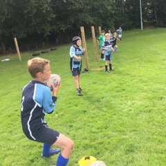 P4-5 Match Blairgowrie Rugby and Ale Festival 2017