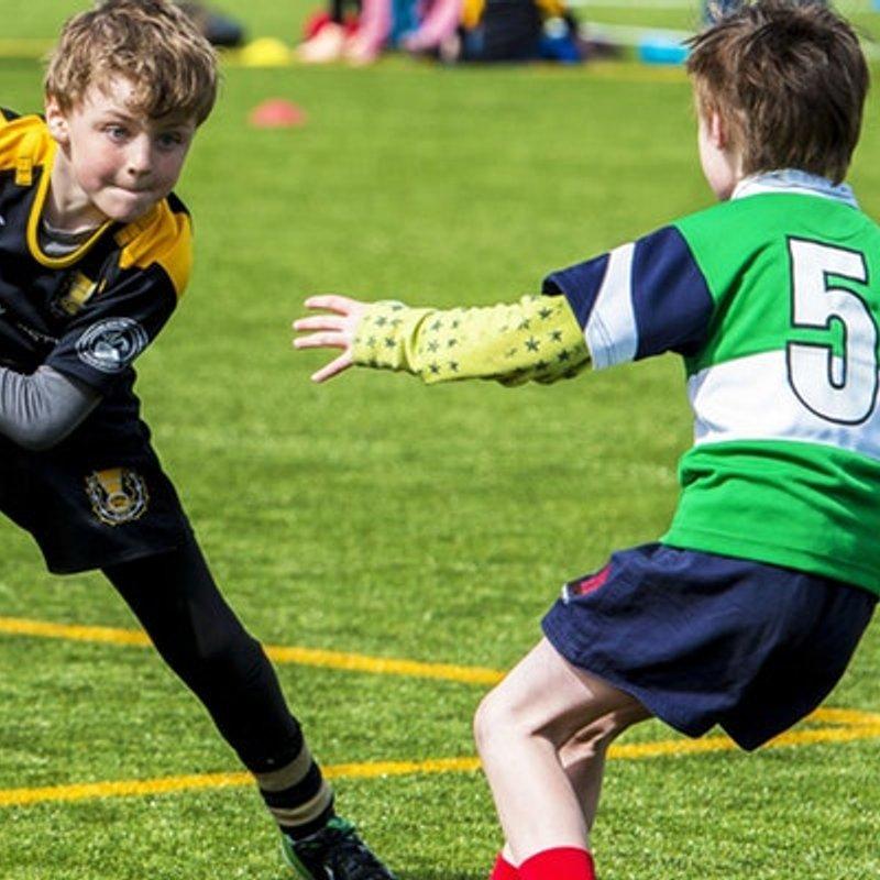 Coaching Children Rugby Union (UKCC Level 1)  - Location - Perthshire RFC