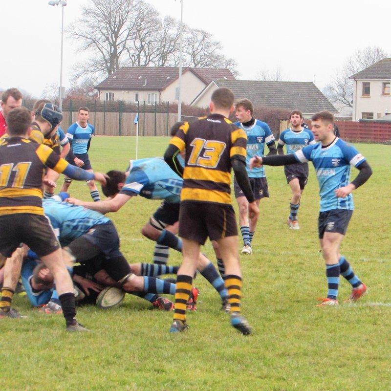 Blairgowrie RFC v Morgan RFC