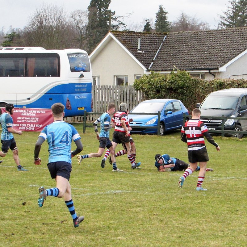 Blairgowrie RFC v Stirling County 3rds