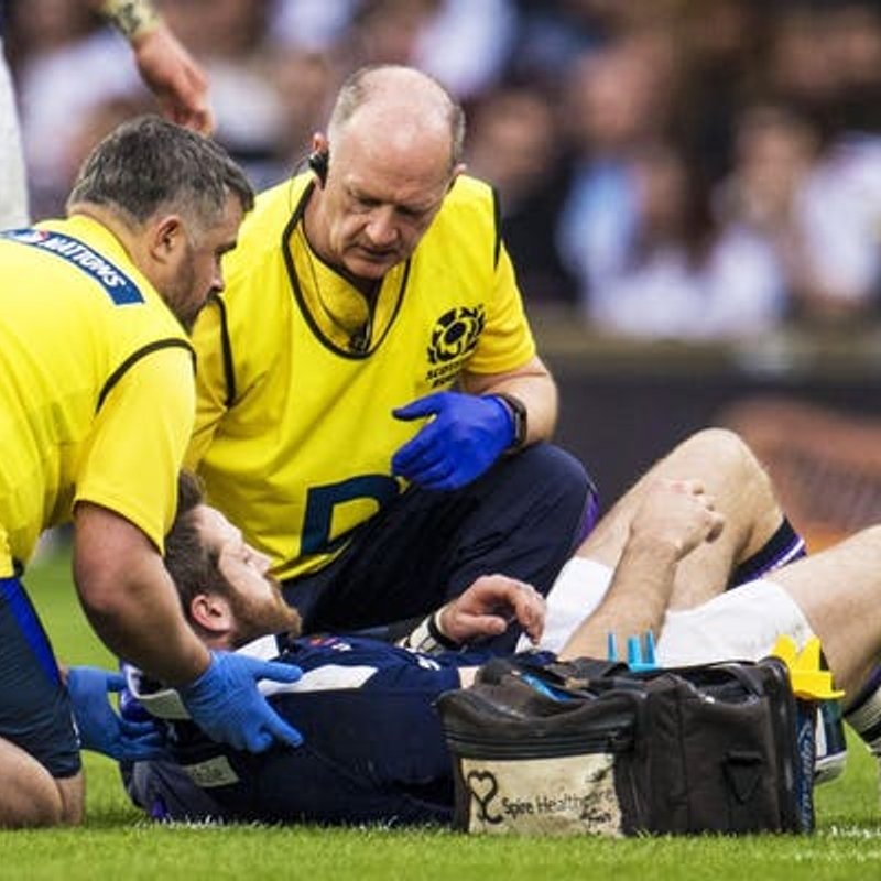 World Rugby Level 1: First Aid in Rugby - Blairgowrie RFC