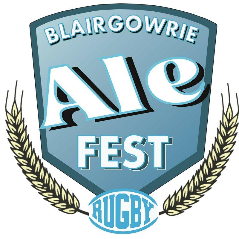 Blairgowrie Ale Festival 2018