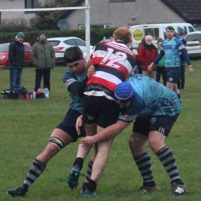 Blairgowrie RFC v Sirling Accies RFC