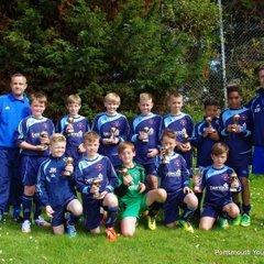 Pickwick Pumas u11 cup final