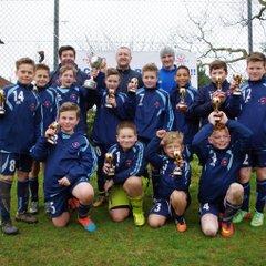 U11 Challenge Cup Final: Pickwick Lions v Cowplain Warriors