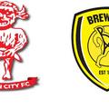 Academy v Burton Albion - 11th December - Important Information