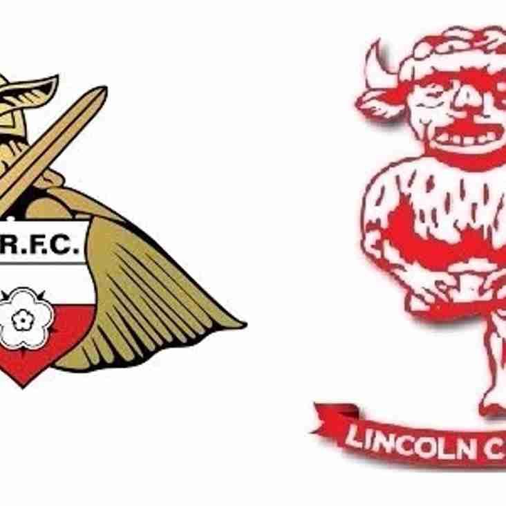 YA Cup Group 3: Doncaster Rovers v Youths - 15th Sept - 11am