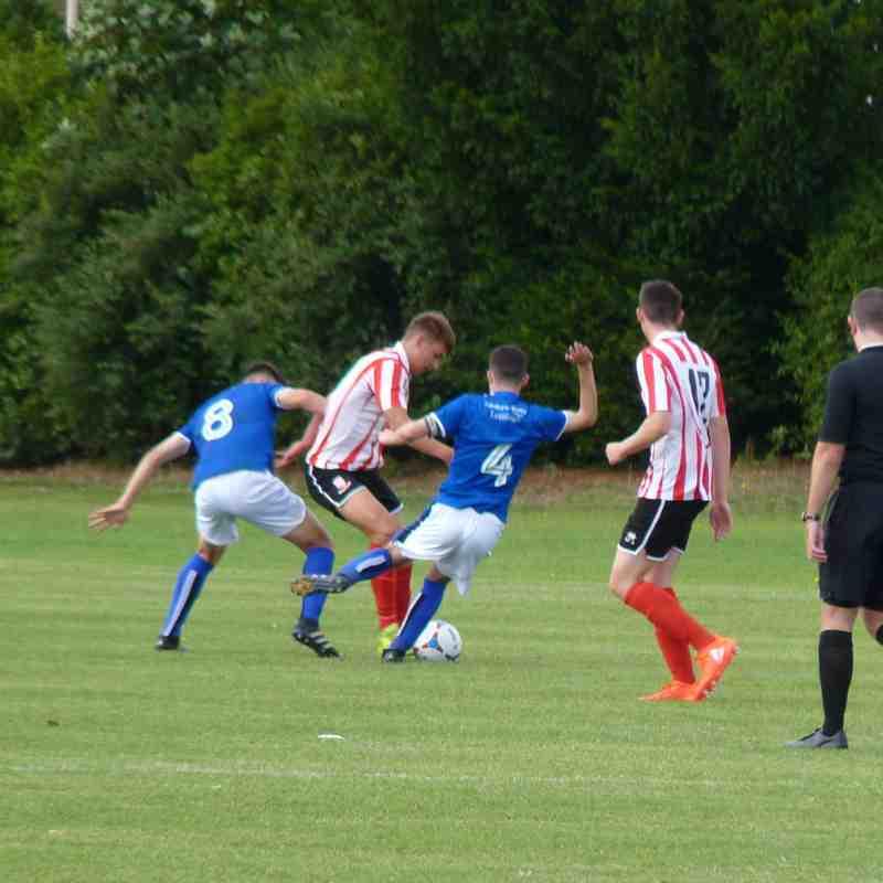 U18 Youth Team v Rochdale - Sat 27 Aug 2016