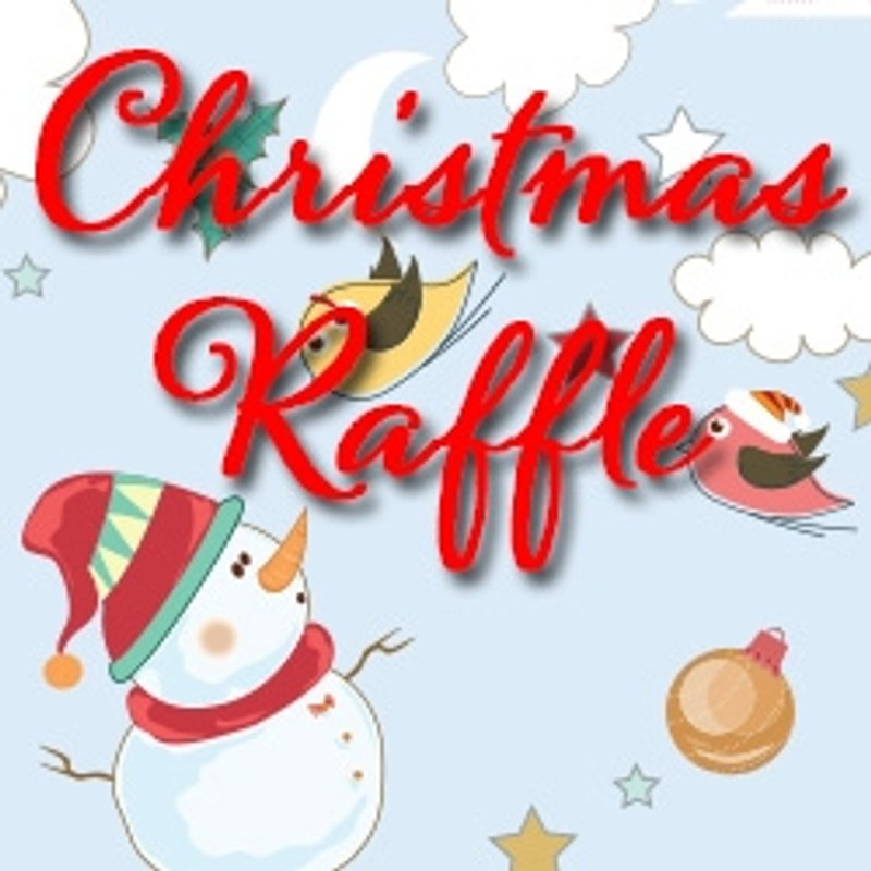 2016 Youth Academy Christmas Raffle