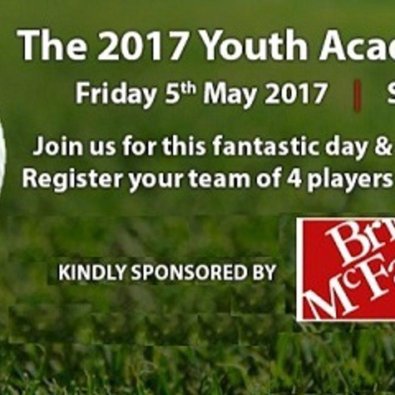 2017 Youth Academy Bridge McFarland Golf Day