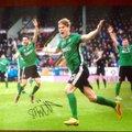 Sean Raggett - Lincoln City - Signed FA Cup Photo