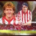 Glenn Cockerill & Mick Harford, Lincoln City FC, Signed Print