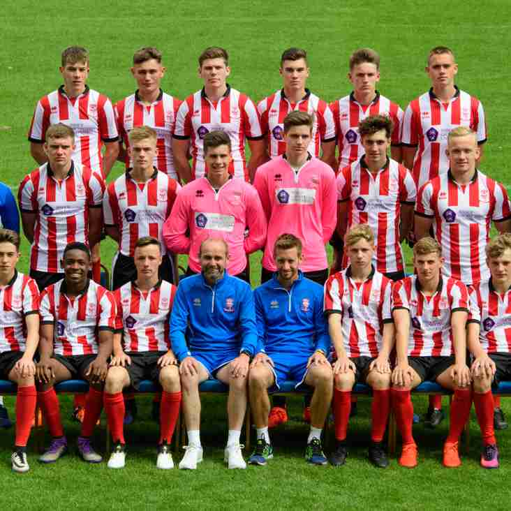 Young Imps Up For Goal Of The Month