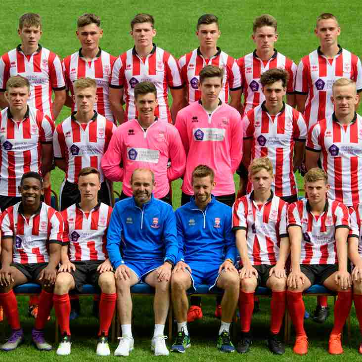 YA Cup Group 4: Accrington Stanley v Youths - 15th Sept - 1:30pm