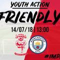 The Imps V Manchester City U18's Kick Off Brought Forward