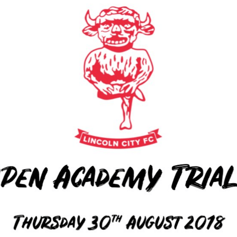 Open Trials - Thursday August 30th